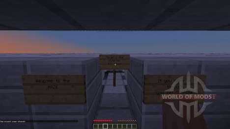 Maze para Minecraft