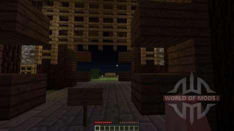 SubSide Factions Server Spawn para Minecraft