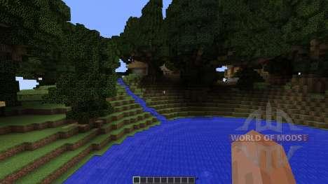 Realistic Lagoon para Minecraft