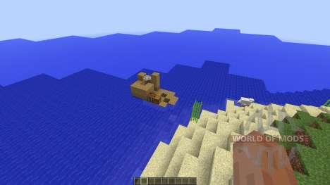 Survival Island 15 Challenges para Minecraft