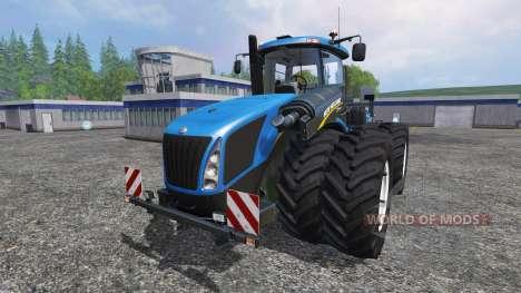 New Holland T9.560 DuelWheel v3.0 para Farming Simulator 2015