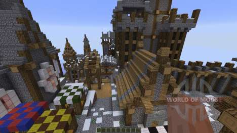 City of BjornBurg para Minecraft
