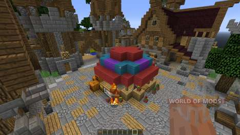 Guldoria Medieval para Minecraft