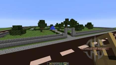 Izaeit Industries para Minecraft