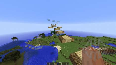 ParcourTime 1.6 para Minecraft