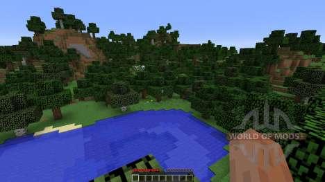 Survival Server Spawn para Minecraft