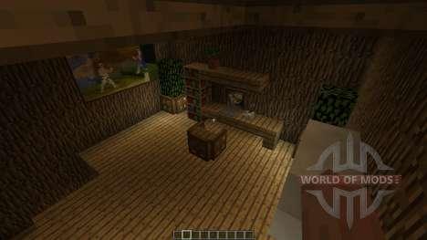 A Minecraft Tree house para Minecraft