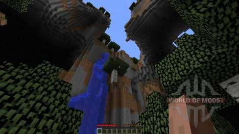 Castle Wars 2 para Minecraft
