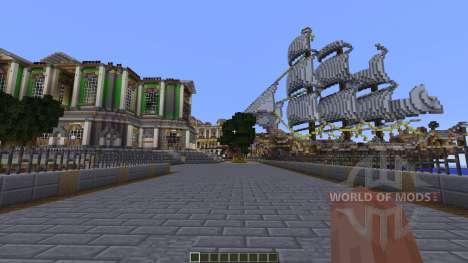 Ithea Puerto San Padre para Minecraft