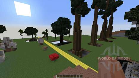 Trees & Things para Minecraft