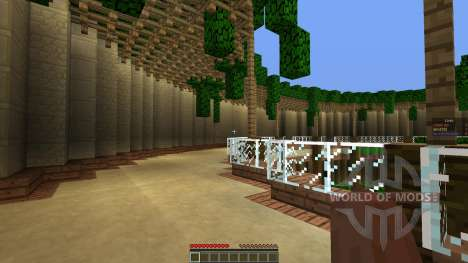 Arena Map w Classes para Minecraft