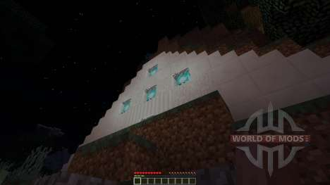 The Rise of The Bokor para Minecraft