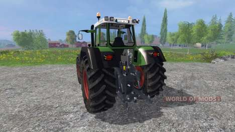Fendt Favorit 824 v3.5 para Farming Simulator 2015