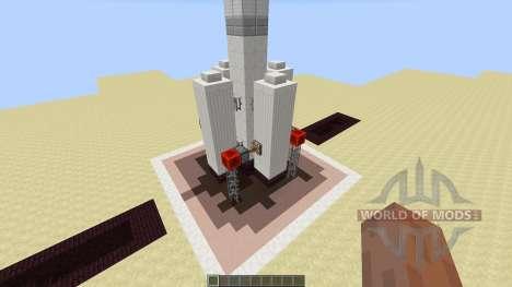 Space Program para Minecraft