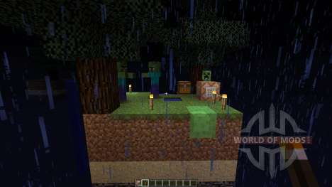 luckyblock skywars para Minecraft