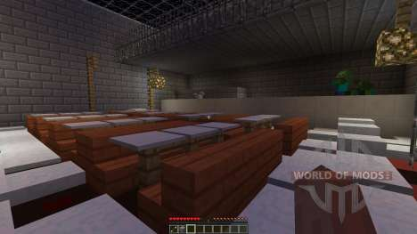 Escape from Coldwraith Prison para Minecraft
