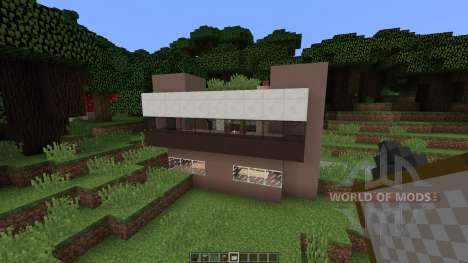 Modern Kitchen para Minecraft