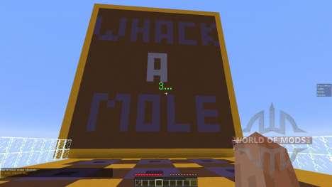 Whack A Mole para Minecraft