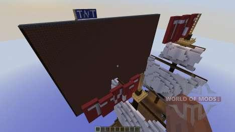 TNTWars Ships para Minecraft