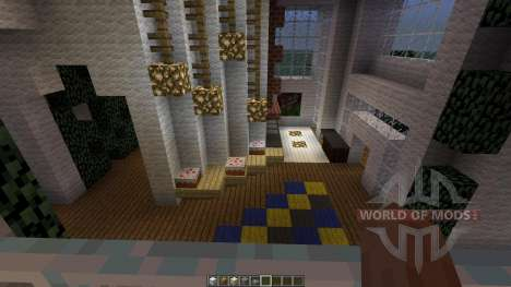 Modern House new 2 para Minecraft