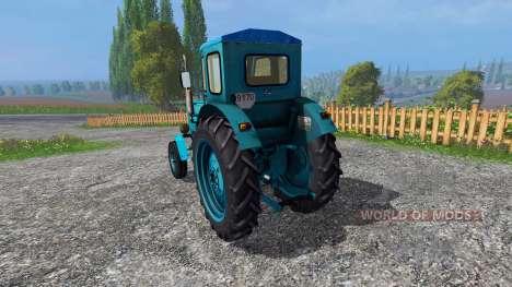 LTZ-40 [editar] para Farming Simulator 2015