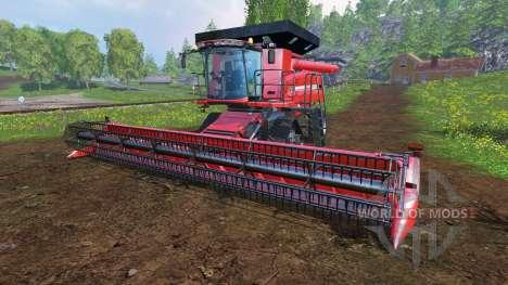 Case IH Axial Flow 9230 [crawler] para Farming Simulator 2015