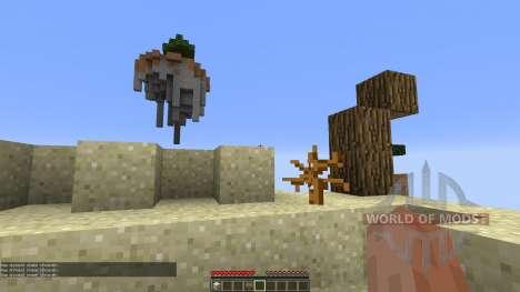 Dead Island Survival para Minecraft
