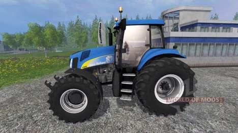 New Holland TG 285 para Farming Simulator 2015