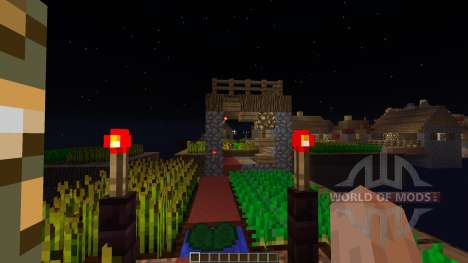 Village Runner para Minecraft