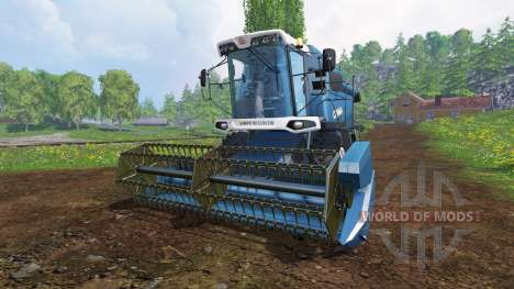 Sampo-Rosenlew COMIA C6 v2.2 para Farming Simulator 2015