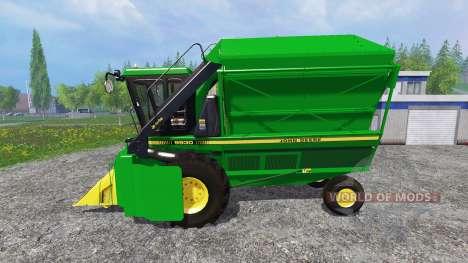 John Deere 9930 v0.5 [beta] para Farming Simulator 2015