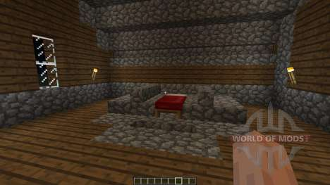 Medieval House para Minecraft