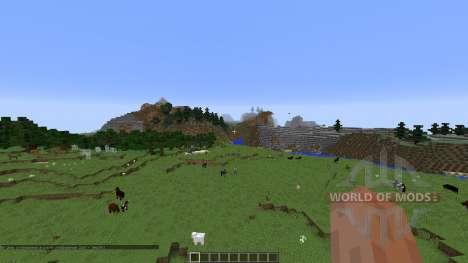 UHC Map Setup para Minecraft