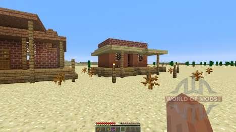 WILD WEST Survival para Minecraft