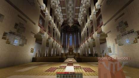 Traditional Synagogue para Minecraft