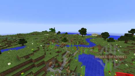 Hobbiton Settlement para Minecraft
