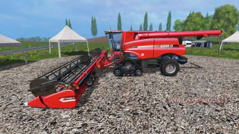 Case IH Axial Flow 9230 [pack] para Farming Simulator 2015