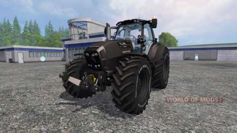 Deutz-Fahr Agrotron 7250 Warrior v2.0 para Farming Simulator 2015