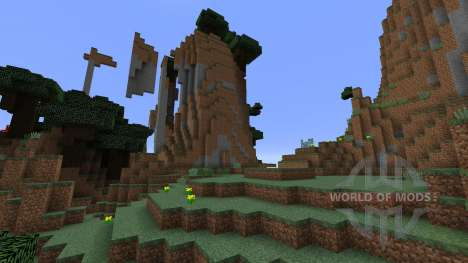 Epic World para Minecraft