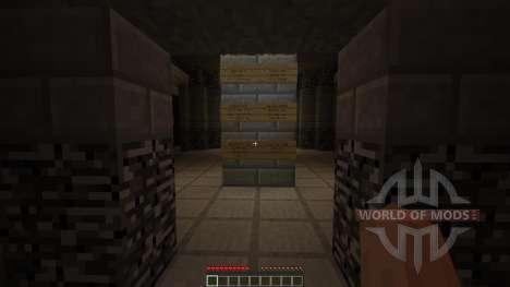 SLENDER Sanatorium map para Minecraft