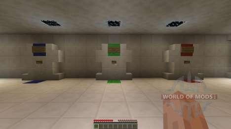 The 1000 Meter War para Minecraft