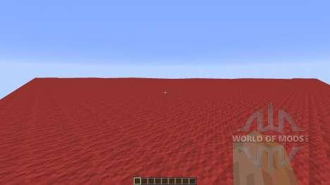 Fibonacci Cube Spiral para Minecraft