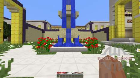 Templu TripluX para Minecraft
