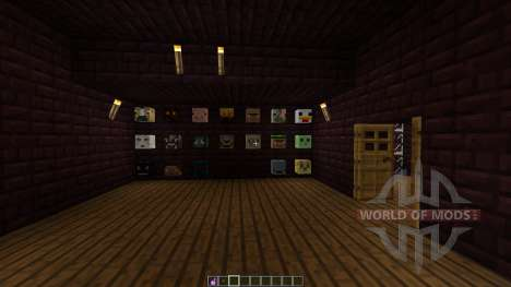 Infernal house MEGA Planet para Minecraft