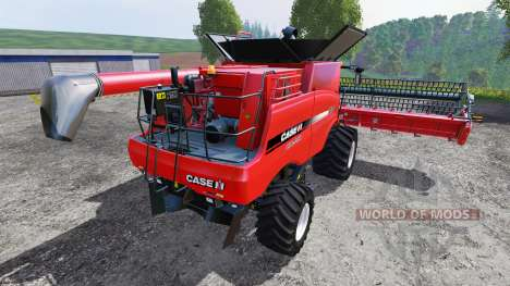 Case IH Axial Flow 7130 [multifruit] para Farming Simulator 2015