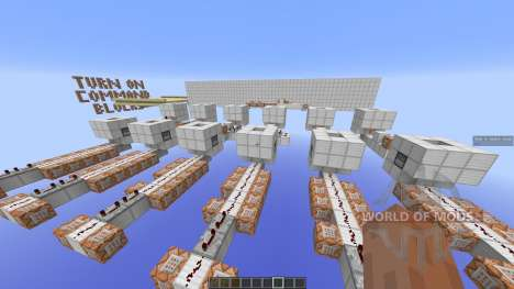 Ghost Squadron Minecraft PvP Minigame para Minecraft