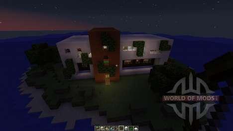 Aqua para Minecraft