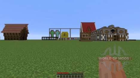 The East Mansion para Minecraft