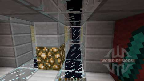 USS Revelation Earth Space Command Vessel para Minecraft