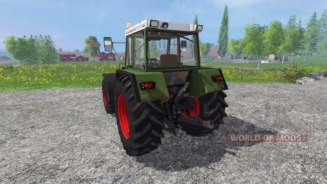 Fendt 611 LSA Turbomatic para Farming Simulator 2015